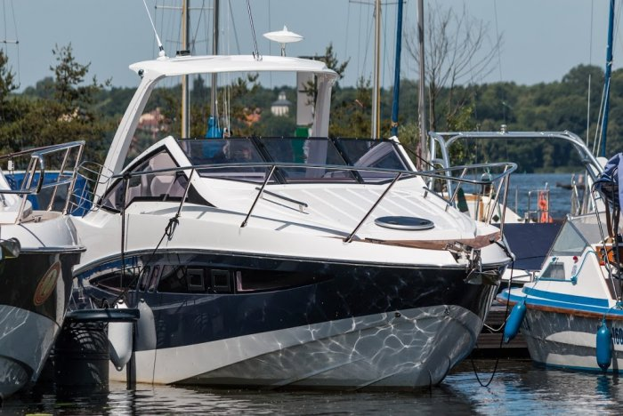 Jacht Cobrey 28SC 1xMercruiser V6 250KM NOWY 2019