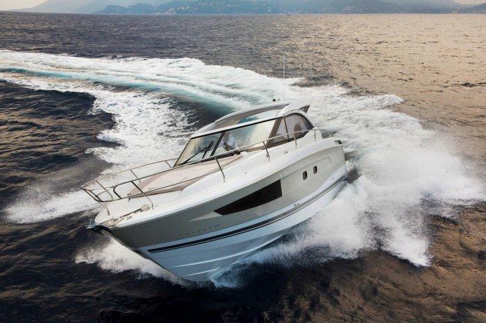 Jacht Jeanneau Leader 36 2xVolvo D4 260KM 38 STÓP