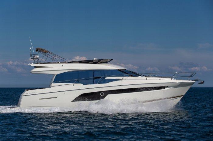 Jacht Prestige 520 FLY 2xVolvo IPS600 - 52.9 STOPY