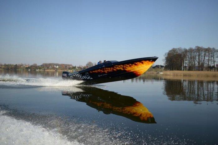 Łódź motorowa Wellcraft Nova Spyder 26